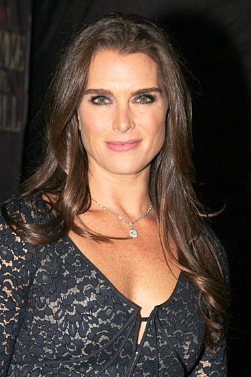 Brooke shields dating life