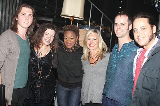 A Night with Janis Joplin – Olivia Newton-John Visit – Mitch Wilson – Mary Bridget Davies – Nikki Kimbrough – Olivia Newton-John - Tyler Evans – Stephen Flakus