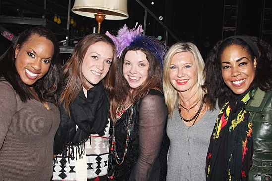 A Night with Janis Joplin – Olivia Newton-John Visit – Allison Blackwell – Alison Cusano – de'Adre Aziza