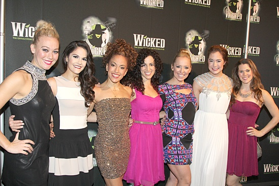 Wicked- Cast