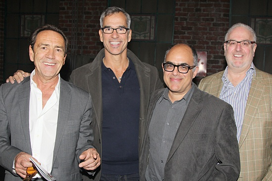 Kinky Boots – Robert Lindsay – Jerry Mitchell – David Yazbek – Jeffrey Lane
