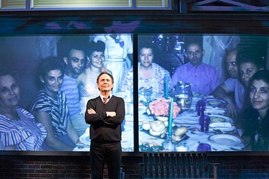 <I>700 Sundays</I>: Show Photos - Billy Crystal