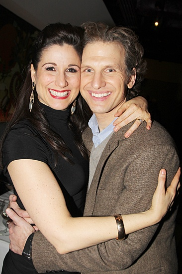 Little Miss Sunshine – Opening Night – Stephanie J. Block – Sebastian Arcelus