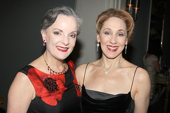 Gentleman's Guide opening night – Jennifer Smith – Joanna Glushak