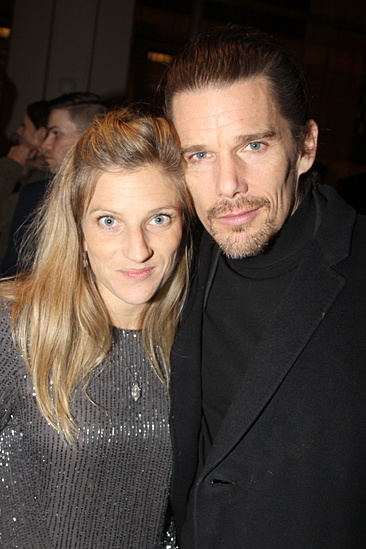 Macbeth – Opening Night – Ryan Hawke – Ethan Hawke