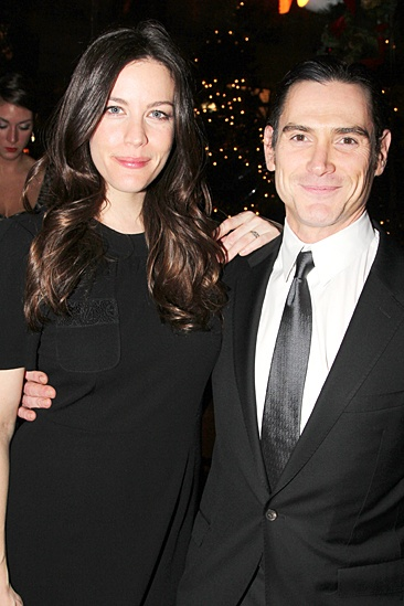 Waiting For Godot – Opening Night – Liv Tyler – Billy Crudup