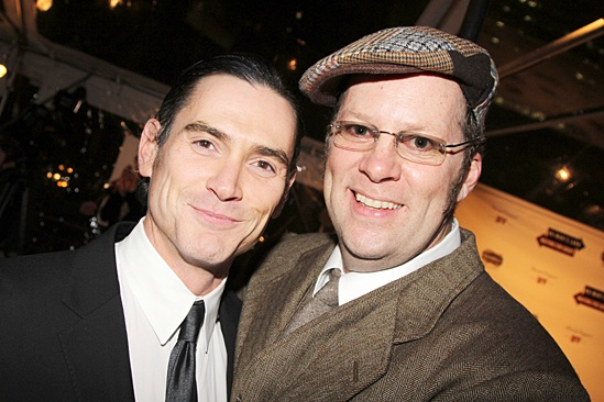 Waiting For Godot – Opening Night – Billy Crudup – Shuler Hensley