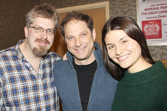 Natasha Pierre – Album Release – Dave Malloy – Kurt Deutsch – Phillipa Soo