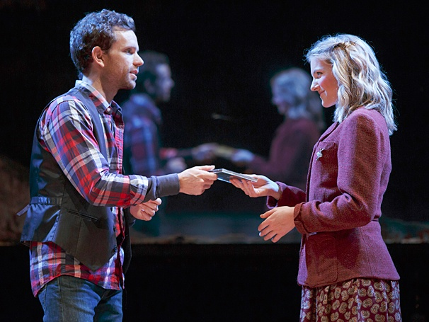 <I>Once</I>: Show Photos - Paul Alexander Nolan - Joanna Christie
