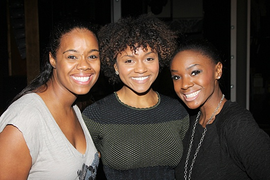 Motown: The Musical - Rebecca E. Covington - Saycon Sengbloh - Syesha Mercado