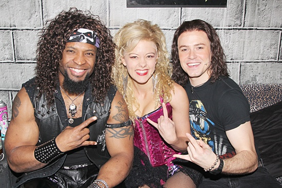 OP - Rock of Ages - Ahman Green - Kate Rockwell - Aaron C. Finley