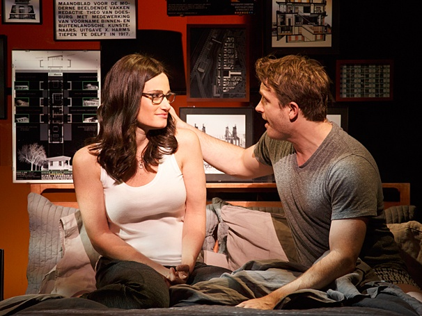 If/Then - Show Photos - PS - 3/14 - Idina Menzel - James Snyder