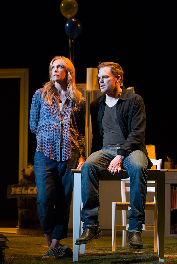 The Realistic Joneses - Show Photos - PS - 4/14 - Toni Collette - Michael C. Hall