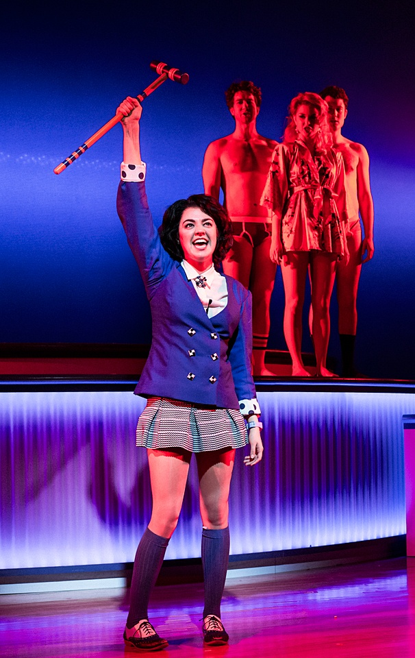 Heathers: The Musical - Show Photos - PS - 3/14 - Barrett Wilbert Weed