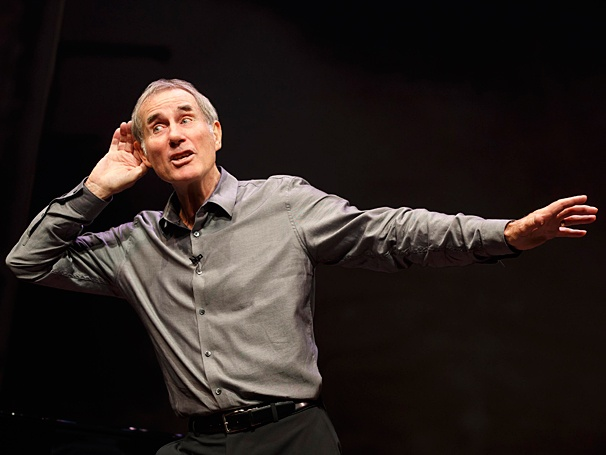 Just Jim Dale - Show Photos - PS  - 5/14 - Jim Dale