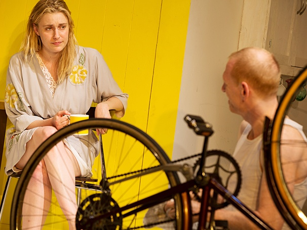 The Village Bike - PS - 5/14 - Greta Gerwig - Scott Shepherd