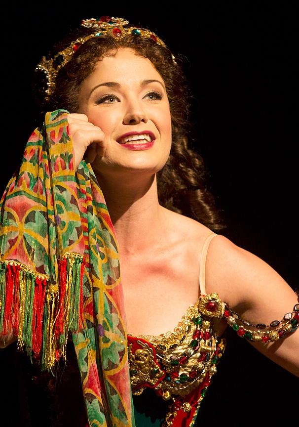 The Phantom of the Opera - SHow Photos - 6/14 - Sierra Boggess
