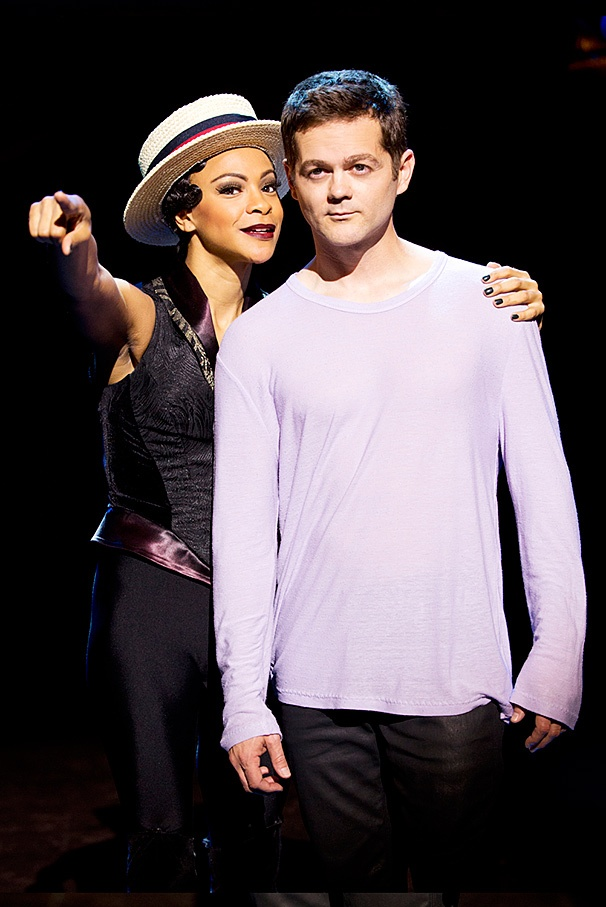 Pippin - Show Photos - PS - 10/14 - Carly Hughes - Josh Kaufman