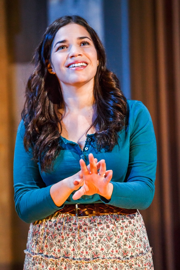 Lips Together, Teeth Apart - SHow Photos - 10/14 - America Ferrera