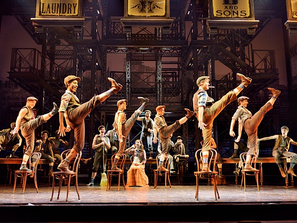 Broadway Shows Touring Canada
