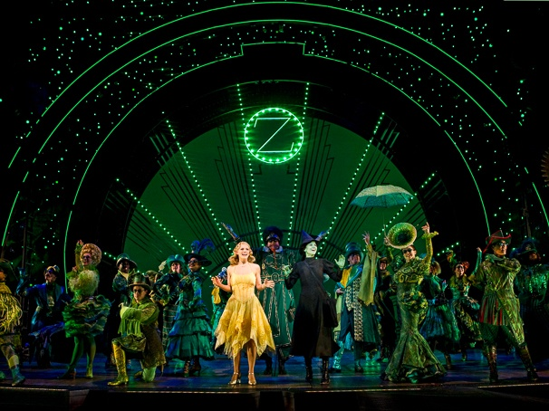 Wicked The Musical! Fonte: Broadway.com