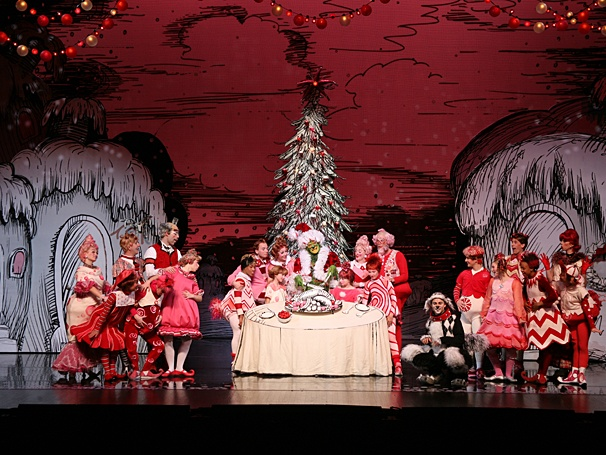 Show Photos - How the Grinch Stole Christmas - Cast