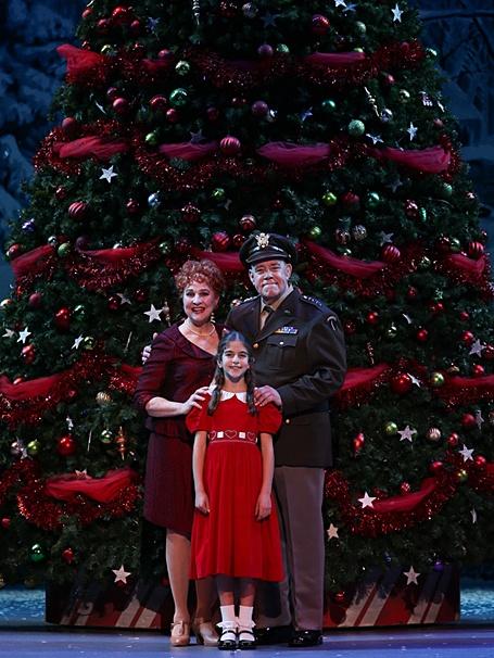 Show Photos - White Christmas - tour - Trista Moldovan - Production Photos