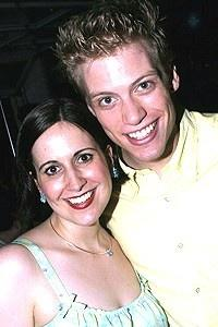 Avenue Q Anniversary/Las Vegas Party - Stephanie D'Abruzzo - Barrett Foa