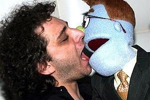 Avenue Q Anniversary/Las Vegas Party - Jeff Marx - Rod