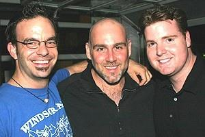 Avenue Q Anniversary/Las Vegas Party - Michael Brennan - David Benoit - Nicholas Kohn