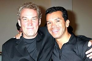 Jersey Boys Press Preview - Des McAnuff - Sergio Trujillo