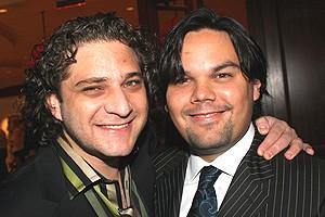 Avenue Q Vegas Opening - Jeff Marx - Robert Lopez
