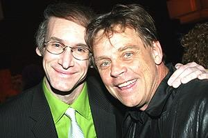 Avenue Q Vegas Opening - Rick Lyon - Mark Hamill