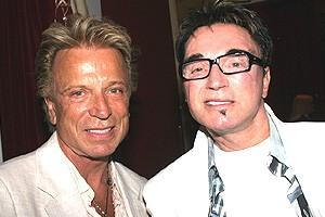 Avenue Q Vegas Opening - Siegfried and Roy