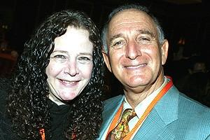 Avenue Q Vegas Opening - Jeff Marx&#39;s parents - Wendy - Ron