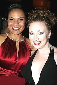 Avenue Q Vegas Opening - Tanya Dixon - Rita Dolphin