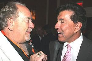 Avenue Q Vegas Opening - Robin Leach - Steve Wynn