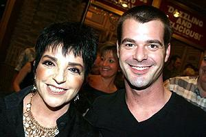 Brooke Shields in Chicago - Liza Minnelli - Jason Drew