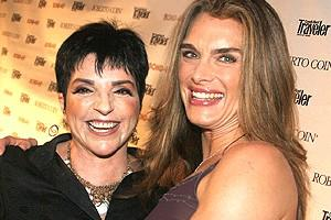 Brooke Shields in Chicago - Liza Minnelli - Brooke Shields