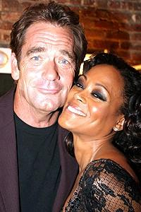 Chicago Photo Shoot - Huey Lewis - Robin Givens
