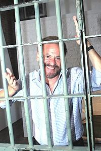 Chicago Photo Shoot - Barry Weissler (jail)