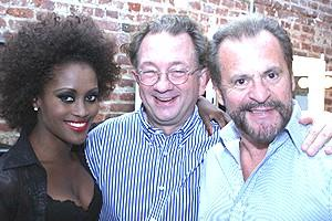 Chicago Photo Shoot - Solange Sandy - William Ivey Long - Barry Weissler