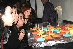 Pawk/Dossett Mamma Mia party - cupcakes 2