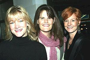 Pawk/Dossett Mamma Mia party - Carol Linnea Johnson - Martha Banta - Janet Rothermel