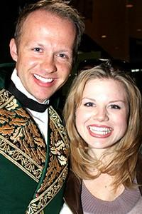 Wicked Day 2005 - Marty Thomas - Megan Hilty