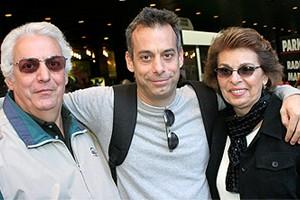 Wicked Day 2005 - dad - Joe Mantello - mom