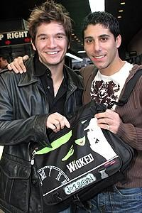 Wicked Day 2005 - David Ayers - Jason Viarengo