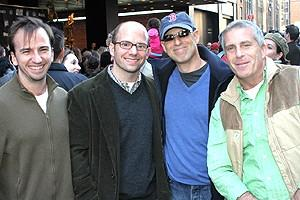 Wicked Day 2005 - Matthew Rego - Michael Rego - Jon B. Platt - Marc Platt