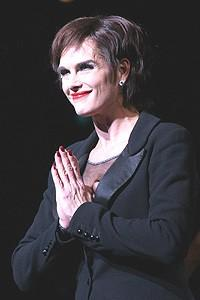 Brooke Shields Chicago Farewell Party - Curtain Call - Brooke Shields