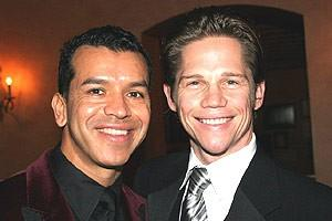 Jersey Boys Opening - Sergio Trujillo - Jack Noseworthy